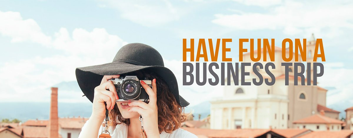 How to stay active when traveling on business